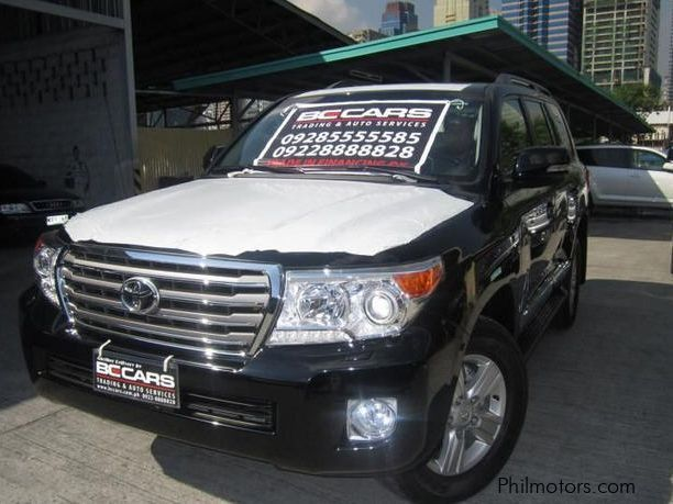 Used Toyota Land Cruiser in Philippines