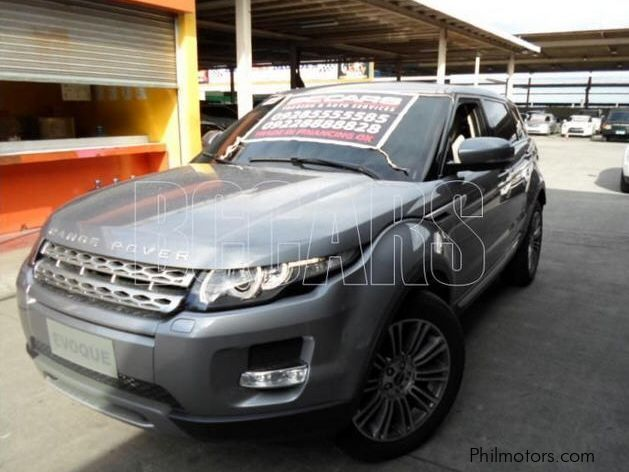 Used Land Rover Range Rover in Philippines