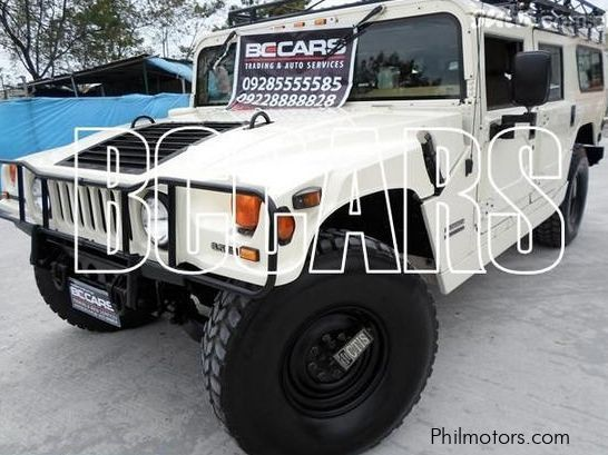 Used Hummer H1 in Philippines