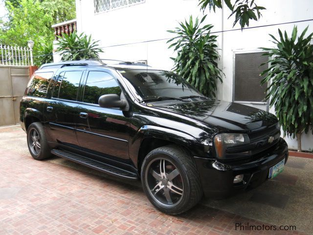 Used Chevrolet Trailblazer for sale in Paranaque City