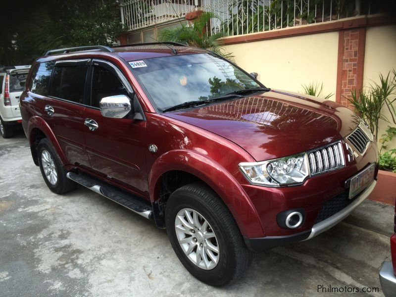 Used Mitsubishi Montero Sport for sale in Paranaque City