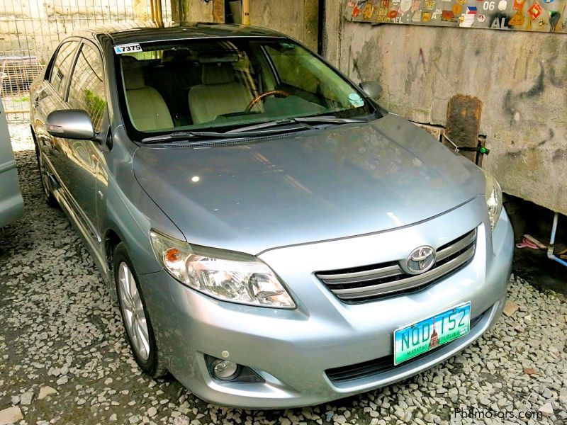 Used Toyota Altis V in Cavite