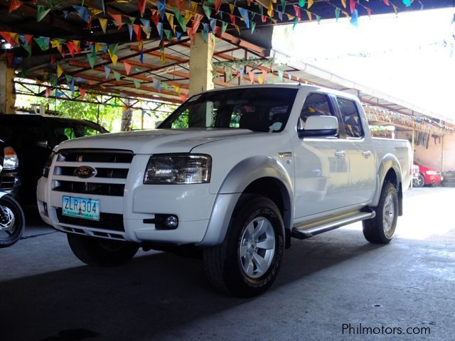Used Ford Ranger Trekker XLT in Philippines