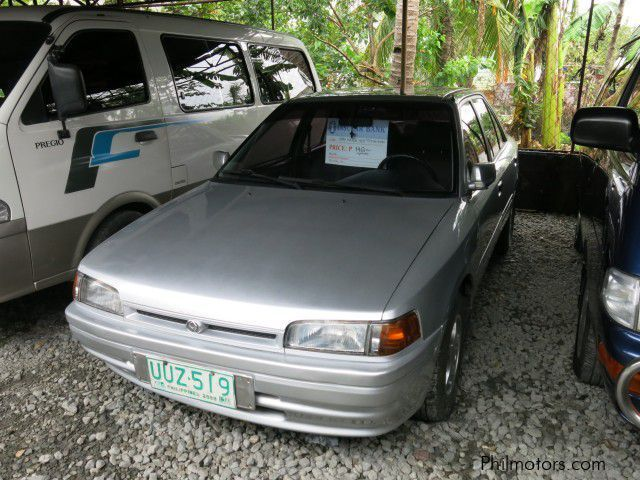 Used Mazda 323 for sale in Cavite