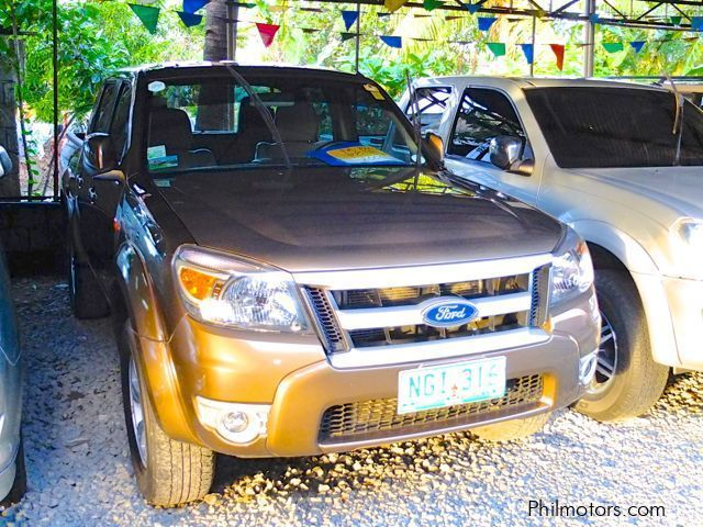 Used Ford Ranger Trekker in Philippines