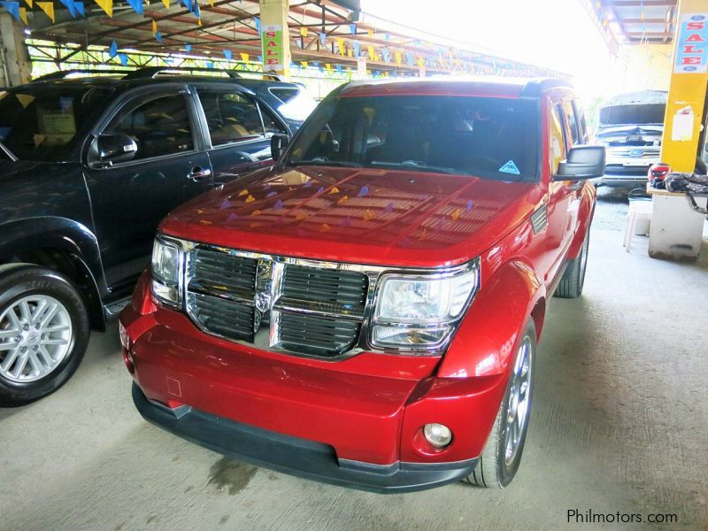 Used Dodge Nitro  for sale in Cavite