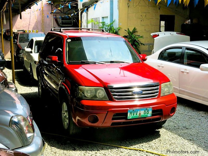 Used Ford Escape Ltd. Ed. in Cavite