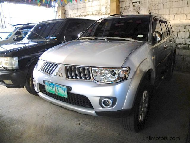 Used Mitsubishi Montero in Philippines