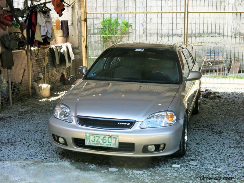 Pre-owned Honda Civic for sale in Cavite