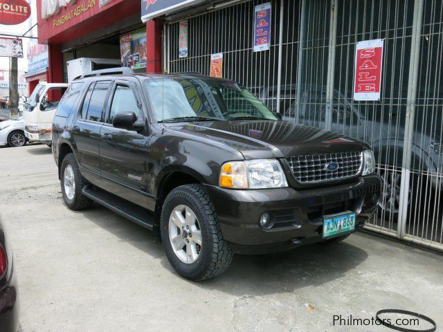 Used Ford Explorer in Cavite