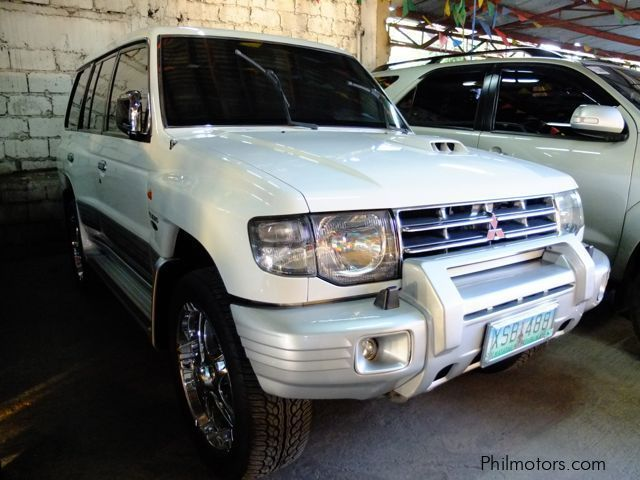 Used Mitsubishi Pajero in Philippines