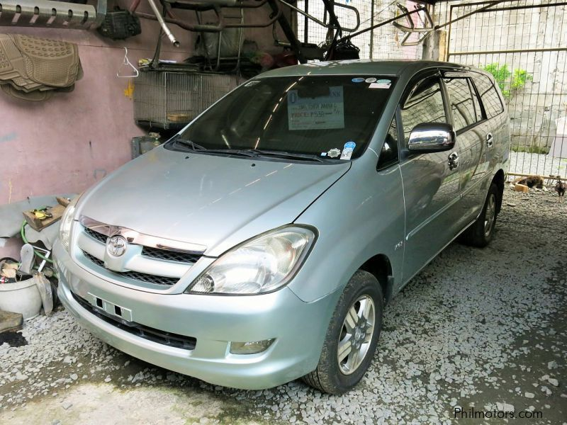 Used Toyota Innova in Cavite