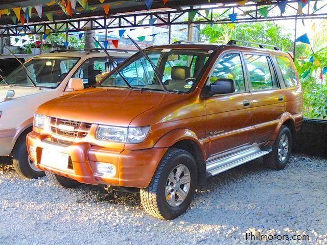 Used Isuzu Crosswind XUVi in Cavite