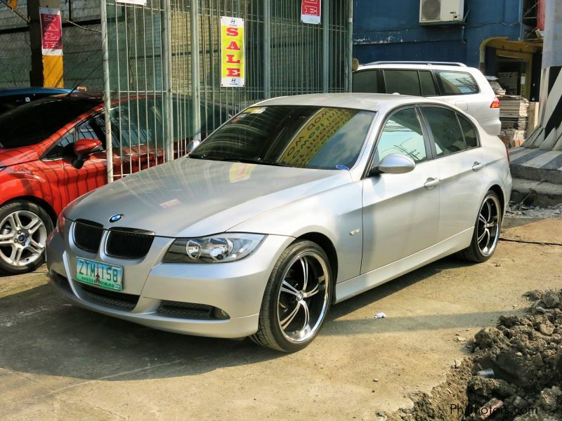 Pre-owned BMW 316i for sale in Cavite