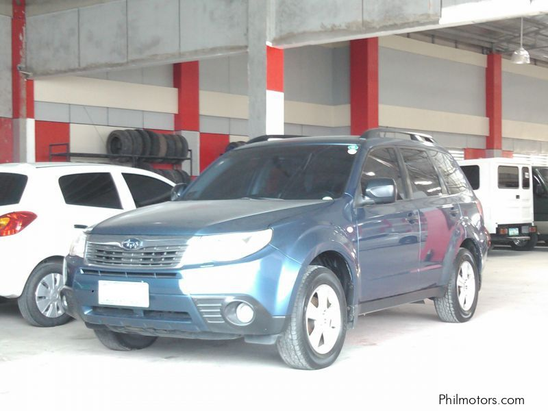Pre-owned Subaru Forester for sale in Pampanga