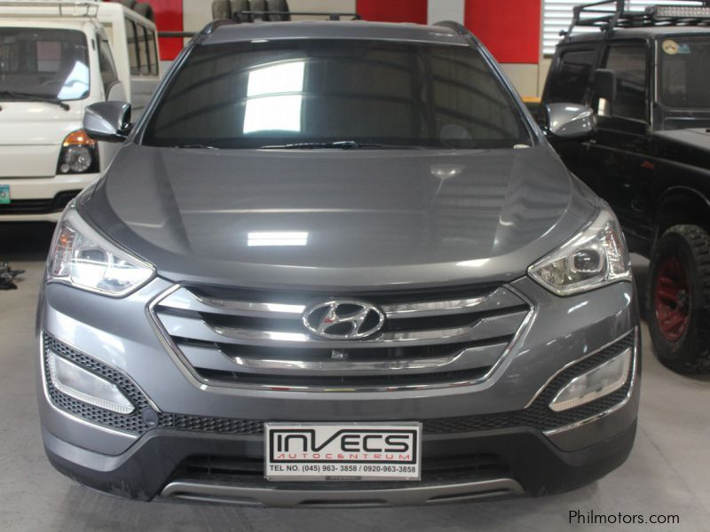Pre-owned Hyundai Santa Fe for sale in Pampanga
