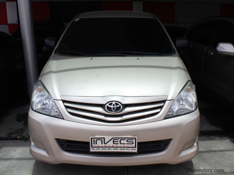 Pre-owned Toyota Innova E for sale in Pampanga