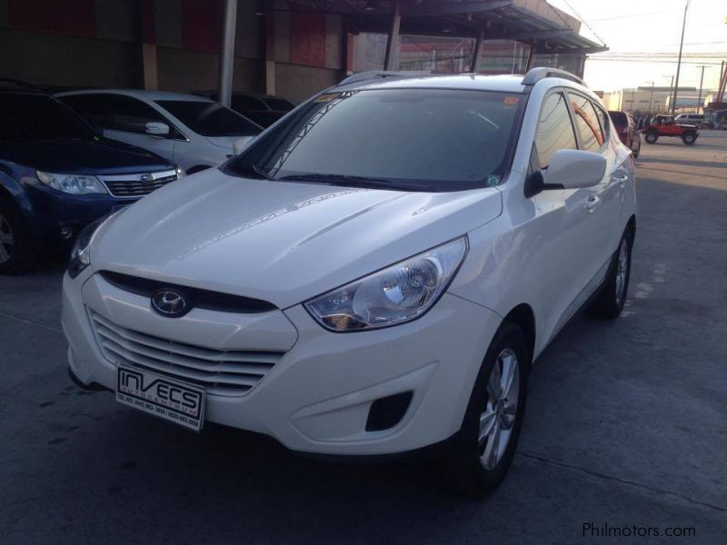 Pre-owned Hyundai Tucson for sale in Pampanga