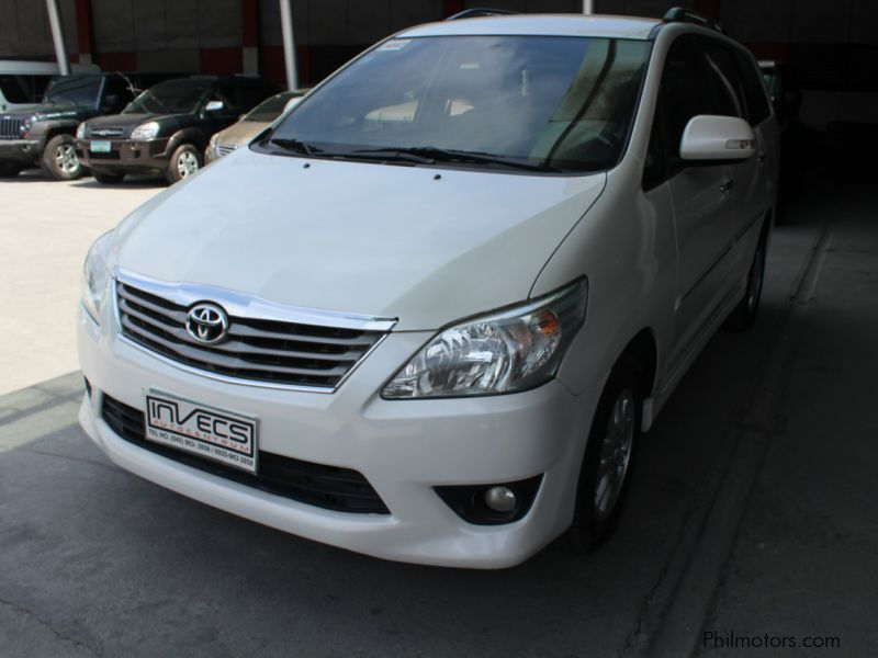 Pre-owned Toyota Innova G for sale in Pampanga
