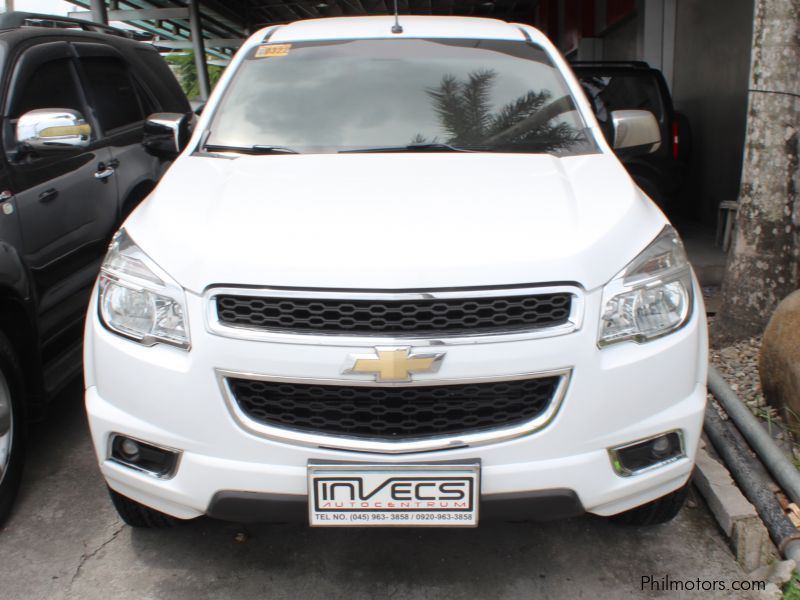 Pre-owned Chevrolet Trailblazer for sale in Pampanga