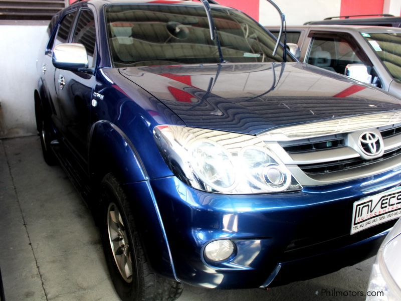 Used Toyota Fortuner G for sale in Pampanga