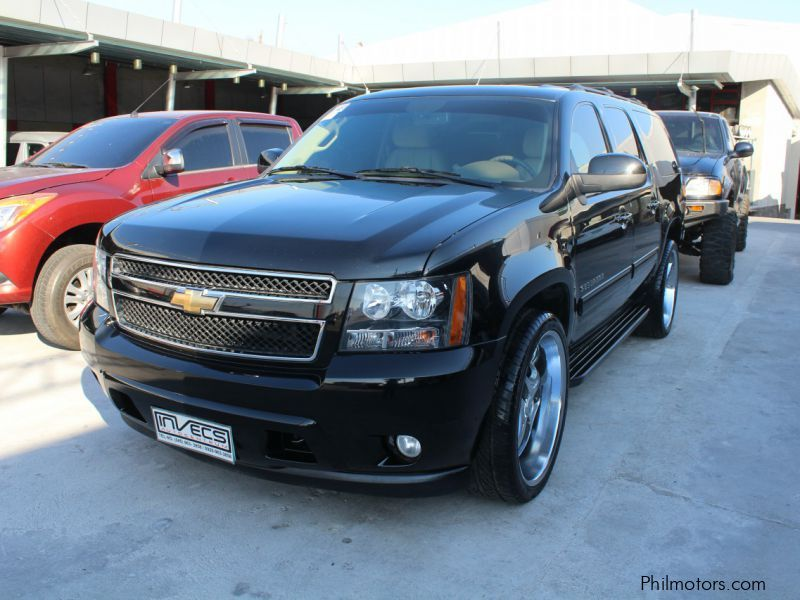 Pre-owned Chevrolet Suburban for sale in Pampanga