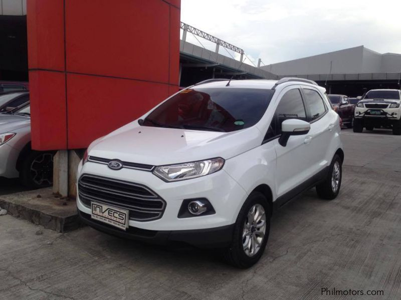 Pre-owned Ford Ecosport Titanium for sale in Pampanga
