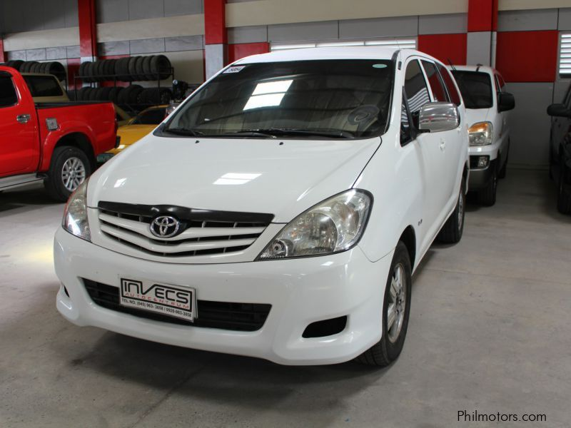 Pre-owned Toyota Innova J for sale in Pampanga