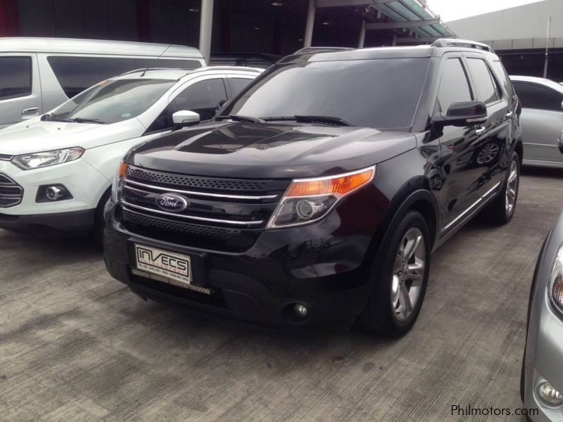 Pre-owned Ford Explorer for sale in Pampanga