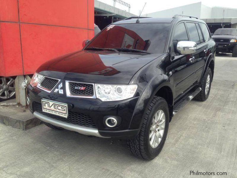 Pre-owned Mitsubishi Montero Sport GTV for sale in Pampanga