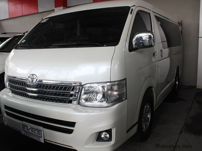 Used Toyota SUPER GRANDIA for sale in Pampanga