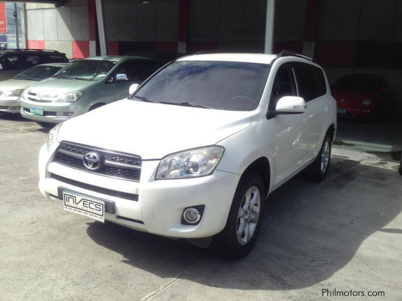 Pre-owned Toyota Rav 4 for sale in Pampanga