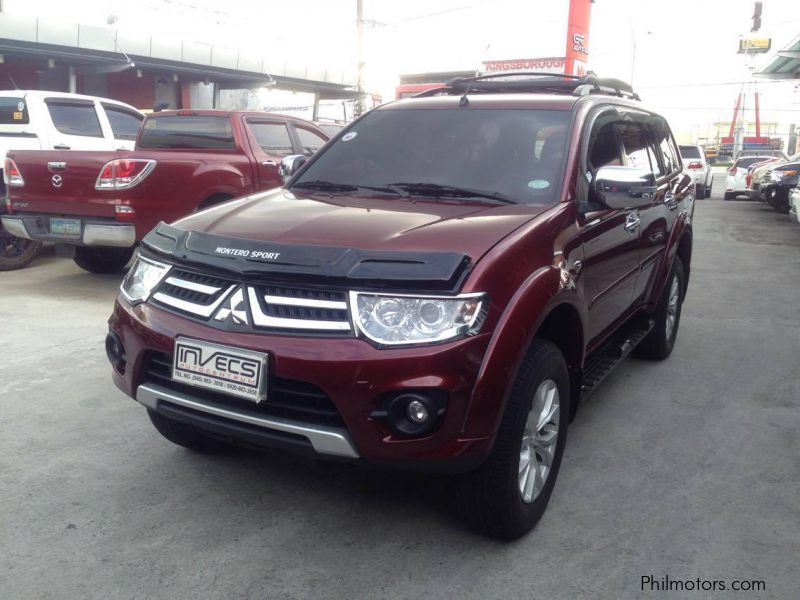 Pre-owned Mitsubishi Montero Sport GLS V for sale in