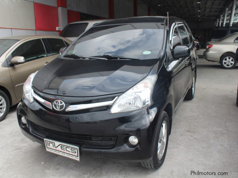 Pre-owned Toyota Avanza G for sale in Pampanga