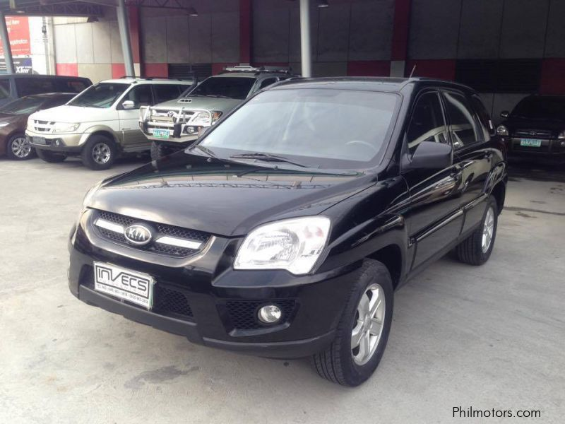 Pre-owned Kia Sportage for sale in Pampanga