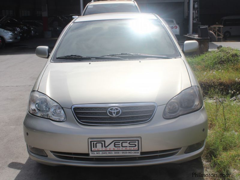 Used Toyota Altis for sale in Pampanga