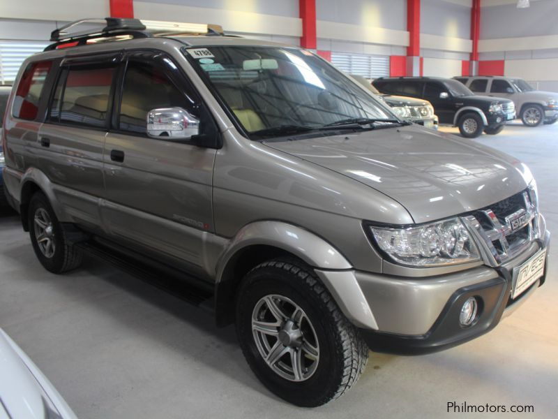 Pre-owned Isuzu Sportivo for sale in Pampanga