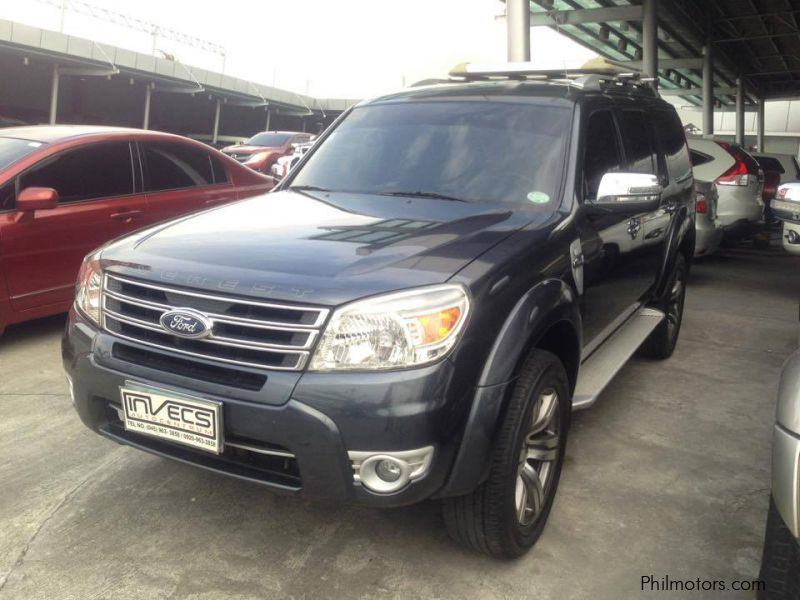 Pre-owned Ford Everest for sale in