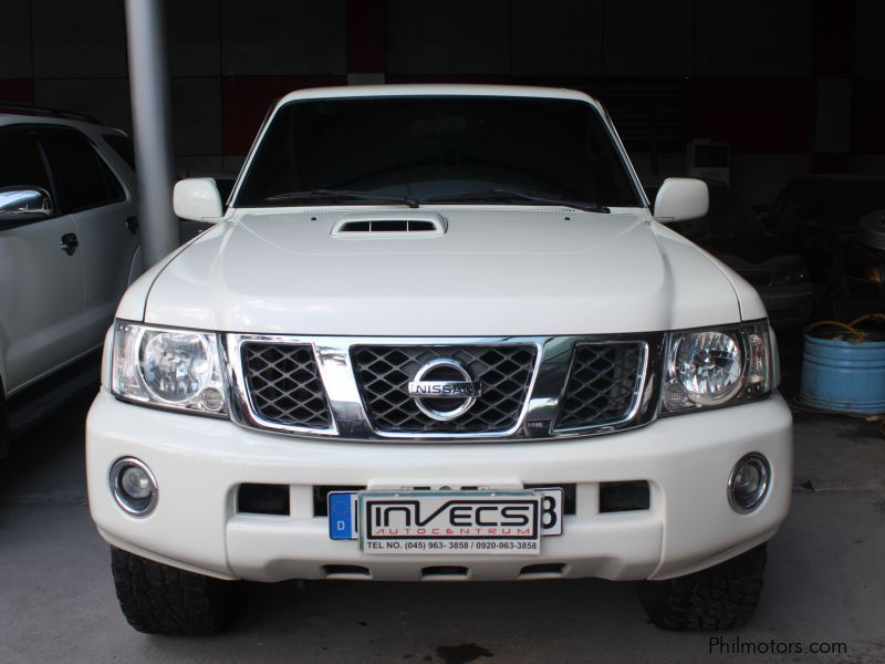 Pre-owned Nissan Patrol super safari for sale in Pampanga