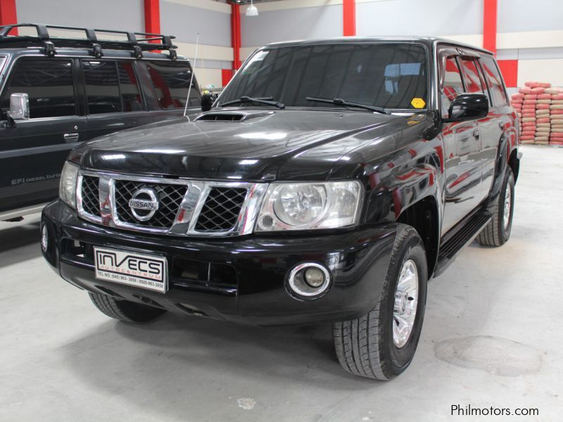 Pre-owned Nissan patrol super safari for sale in