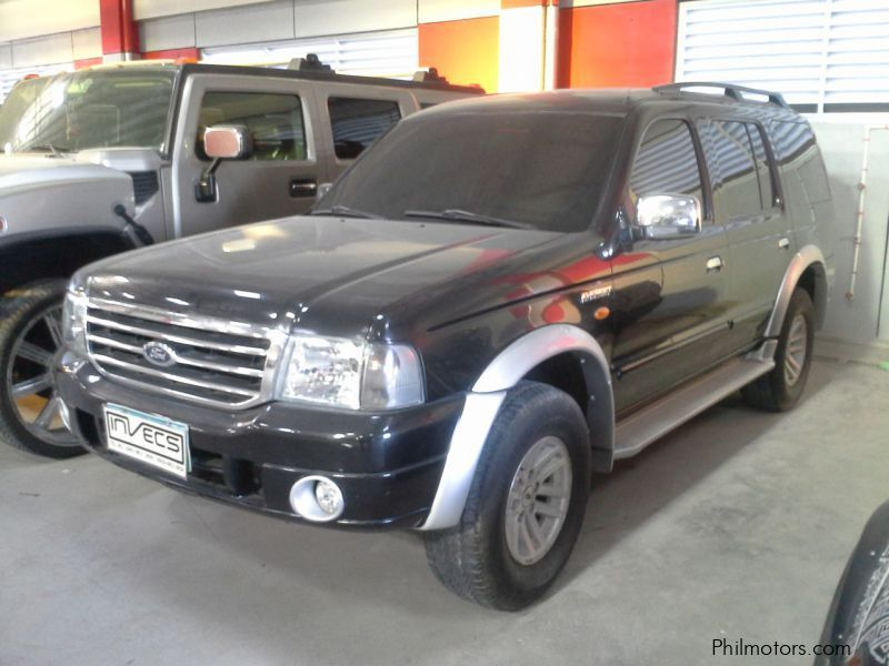 Pre-owned Ford Everest for sale in Pampanga