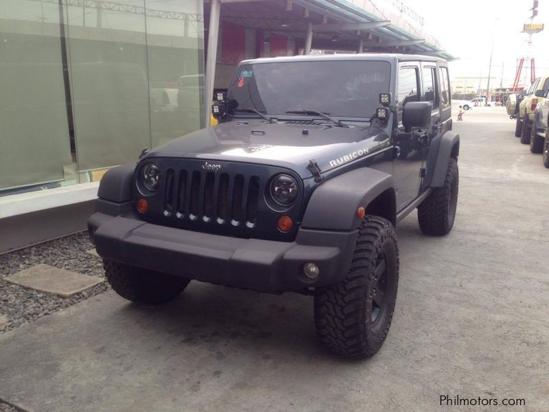 Pre-owned Jeep Rubicon for sale in