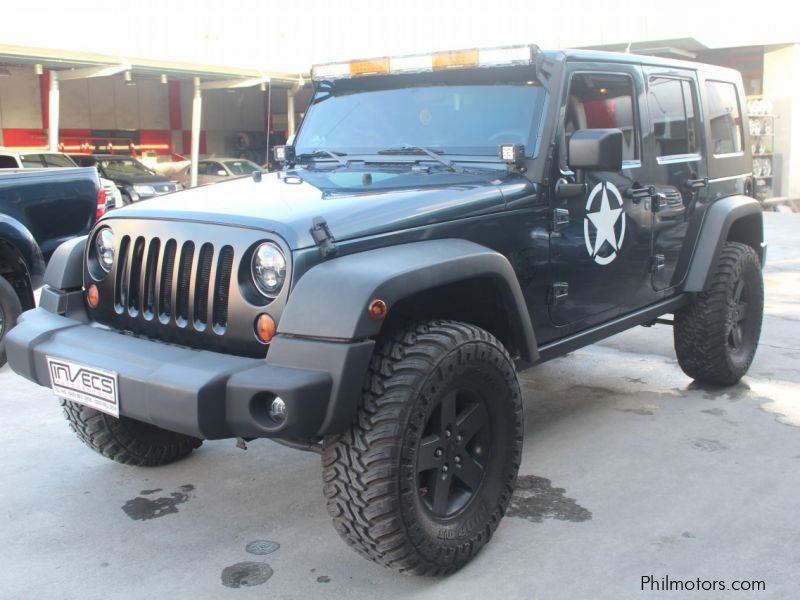 Pre-owned Jeep Rubicon for sale in Pampanga