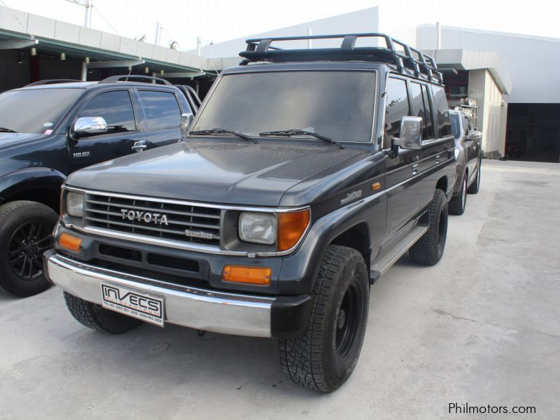 Used Toyota Land Cruiser Prado for sale in Pampanga