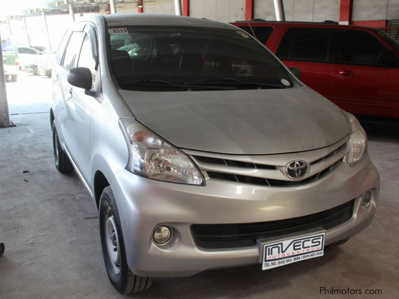 Pre-owned Toyota Avanza J for sale in Pampanga