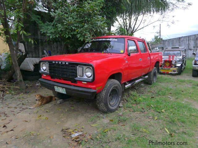 Used Dodge Ram for sale in Cavite