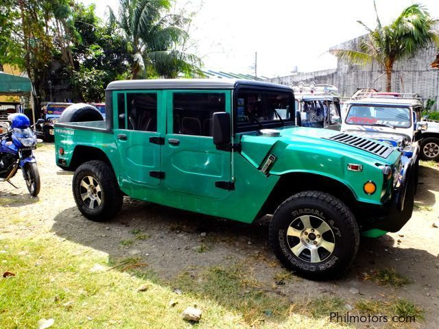 Pre-owned Owner Type Hummer for sale in Cavite