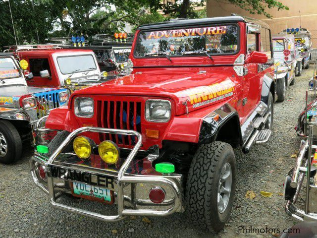 Pre-owned Owner Type Jeep Wrangler for sale in Cavite