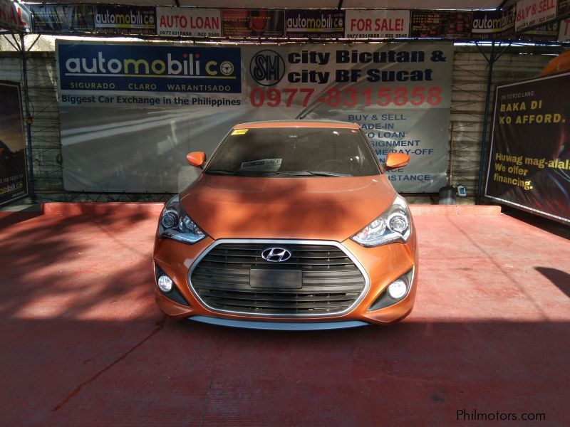 Pre-owned Hyundai Veloster for sale in
