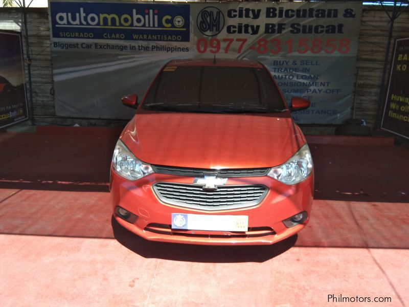 Pre-owned Chevrolet Sail for sale in